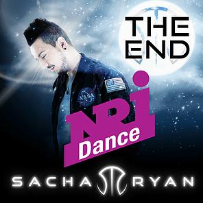 SACHA RYAN : «THE END» en PLAYLIST sur NRJ DANCE !