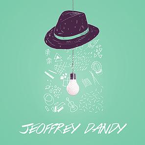 JEOFFREY DANDY : EP 5 titres pour le 13 Mars !