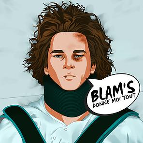 BLAM'S : «DONNE-MOI TOUT», SON NOUVEAU SINGLE