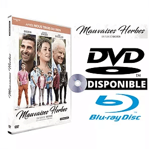 «MAUVAISES HERBES» MAINTENANT DISPONIBLE EN DVD & BLURAY