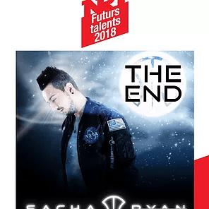 SACHA RYAN : «THE END» en Playlist sur «NRJ FUTURS TALENTS 2018» !