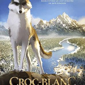 TIBORG signe la B.O du film CROC BLANC !