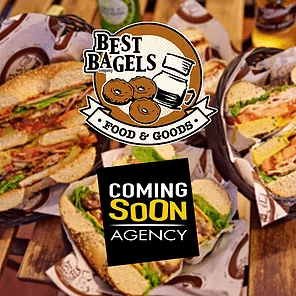 BEST BAGELS / COMING SOON AGENCY : COLLABORATION
