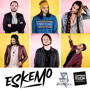ESKEMO / COMING SOON AGENCY : COLLABORATION