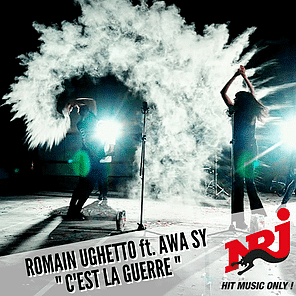 ROMAIN UGHETTO Feat AWA SY : Le single rentre en Digital sur NRJ !