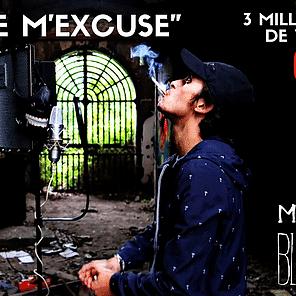 """BLAM'S : """"JE M'EXCUSE"""" dépasse les 3 Millions de vues !"""