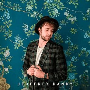 JEOFFREY DANDY : L'album éponyme disponible !
