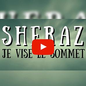 SHERAZ DÉVOILE UN TROISIEME TITRE EN ATTENDANT LA SORTIE DE SON FUTUR ALBUM
