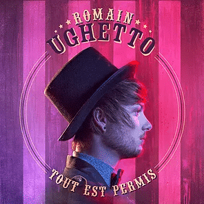 ROMAIN UGHETTO : SON ALBUM TOUJOURS DISPONIBLE