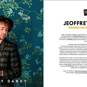 JEOFFREY DANDY : DESTINATION MEXIQUE !