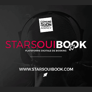 STARSOUIBOOK / COMING SOON AGENCY : COLLABORATION !