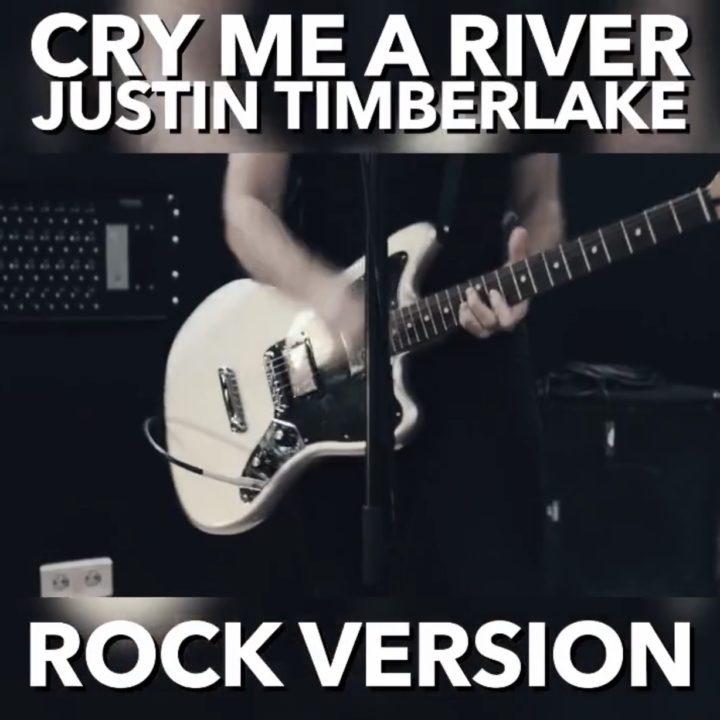 """CRY ME A RIVER"", LA VERSION ROCK"