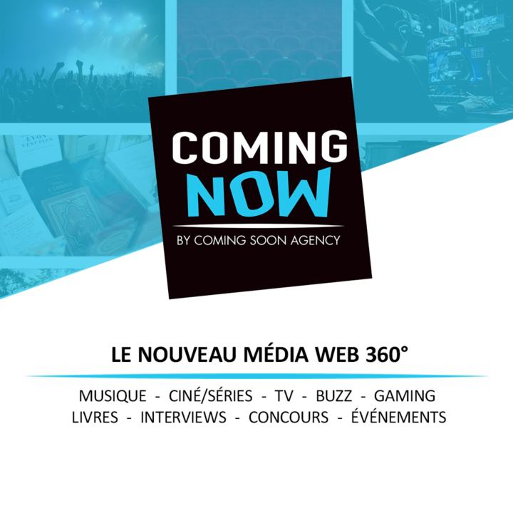 COMING NOW BY COMING SOON AGENCY