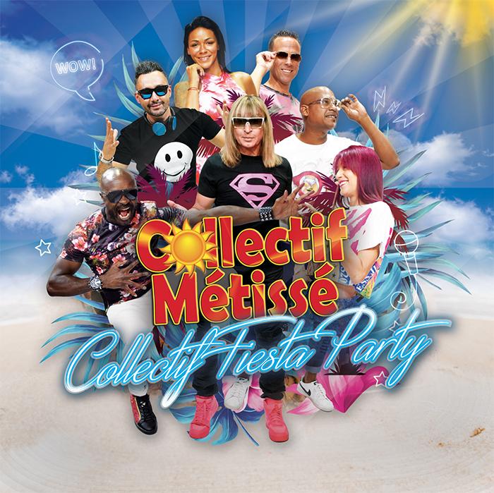 """""""COLLECTIF FIESTA PARTY"""", LE NOUVEL ALBUM DE COLLECTIF MÉTISSÉ"""