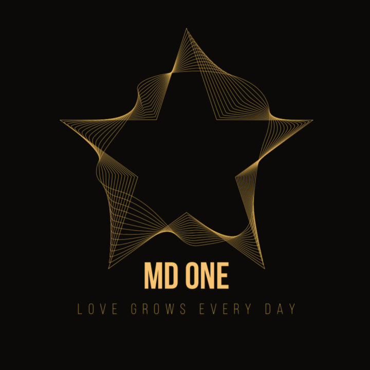 MD ONE PRÉSENTE SON PREMIER SINGLE «LOVE GROWS EVERY DAY»