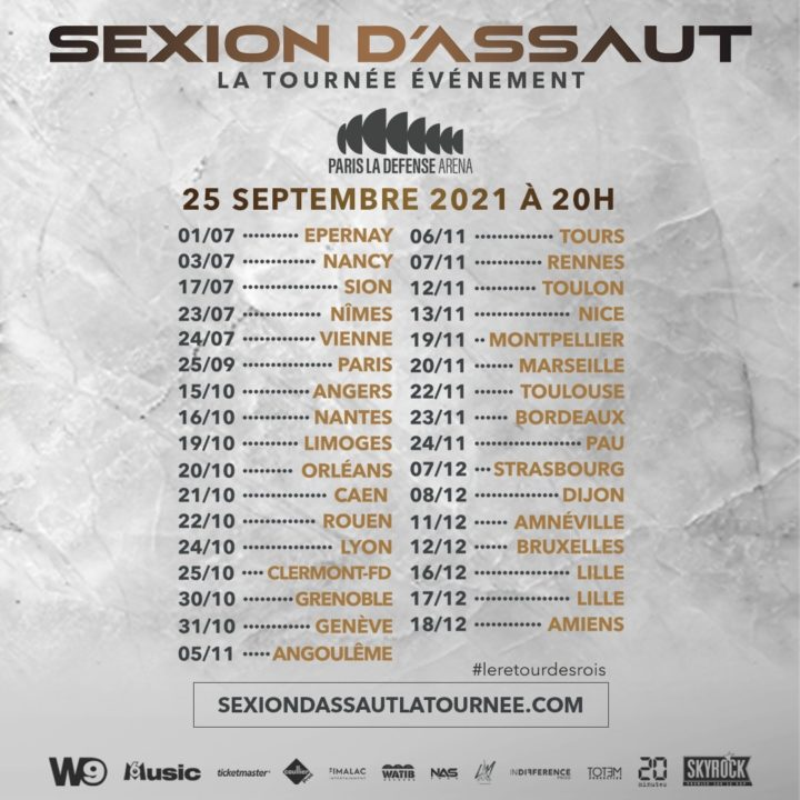 COMING SOON AGENCY / SEXION D'ASSAUT : COLLABORATION
