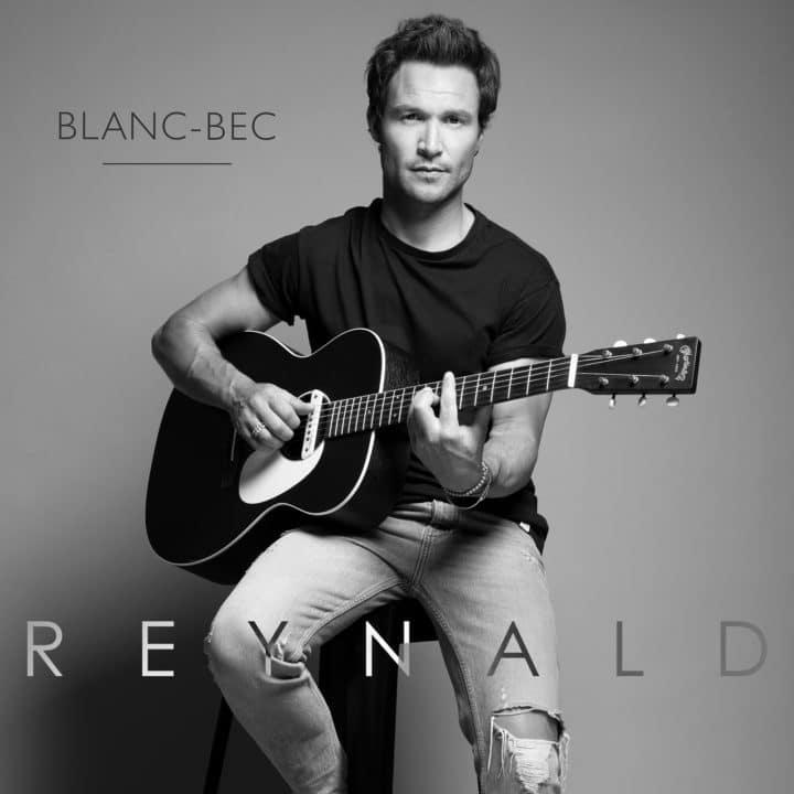 """REYNALD DÉBARQUE AVEC """"BLANC-BEC"""" SON NOUVEAU SINGLE"""