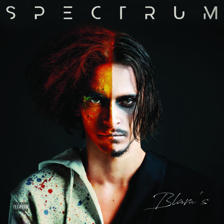 """SPECTRUM"", LE PREMIER ALBUM DE BLAM'S"